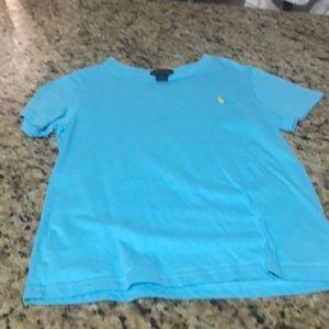 Polo shirt boys size 6